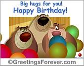 Big hugs for you!