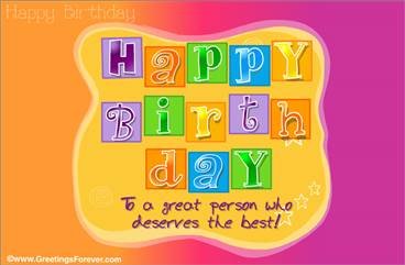 Ecards: Birthday eCards for women