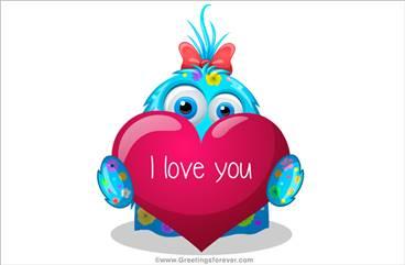 I love you funny ecard