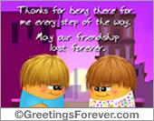 Friendship eCard