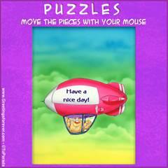 Puzzle eCard: 9 pieces