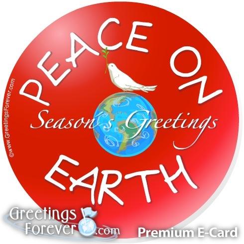 Ecard - Peace on Earth