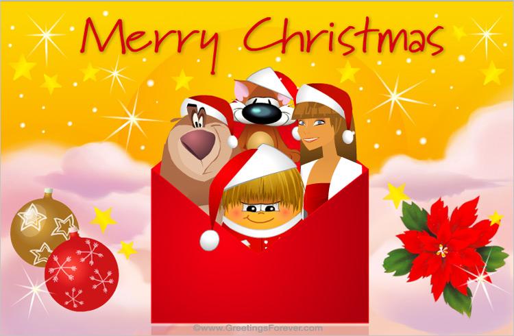 Ecard - Christmas eCard