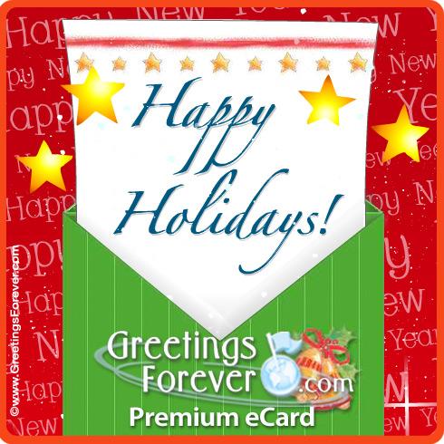 Ecard - Happy Holidays ecard