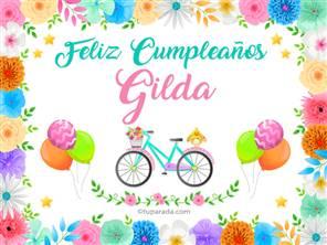 Nombre Gilda