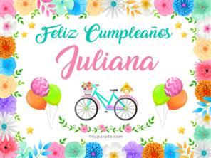 Nombre Juliana