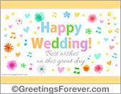 Ecards: Wedding ecards