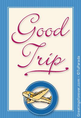 Ecard - Good Trip
