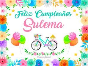 Tarjeta de Sulema