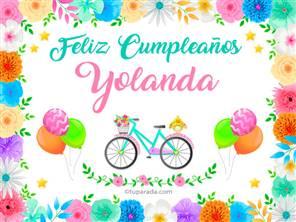 Nombre Yolanda