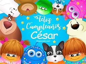 Tarjeta de César