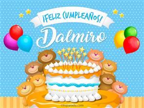 Tarjetas, postales: Dalmiro
