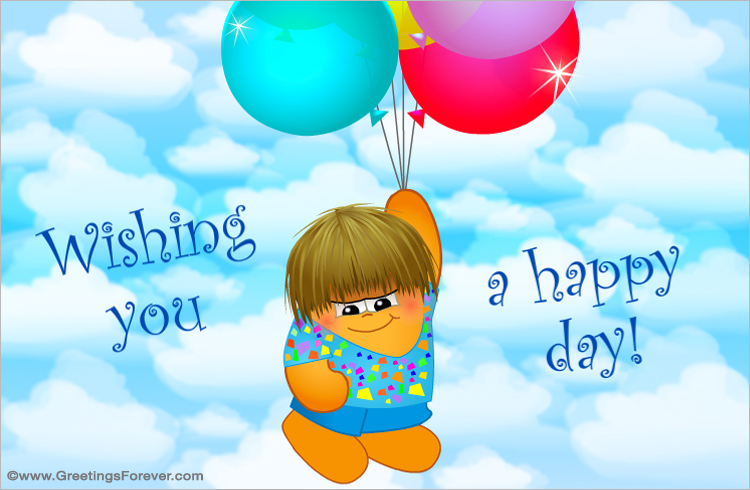 Ecard - On this special day...