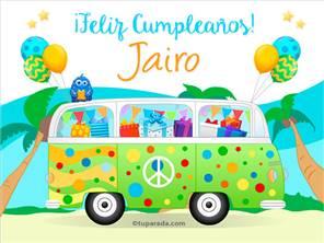 Nombre Jairo
