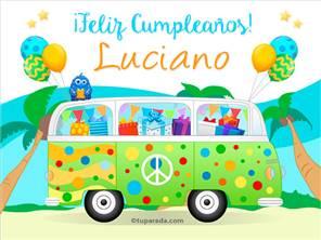 Nombre Luciano