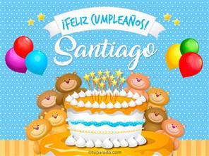 Tarjetas, postales: Santiago
