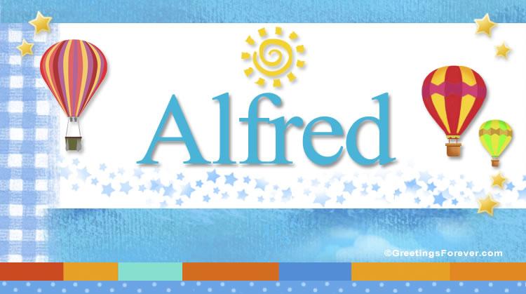 Alfred, imagen de Alfred