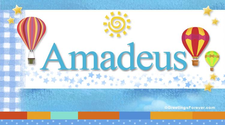 Amadeus, imagen de Amadeus