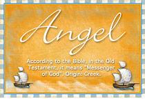 Name Angel