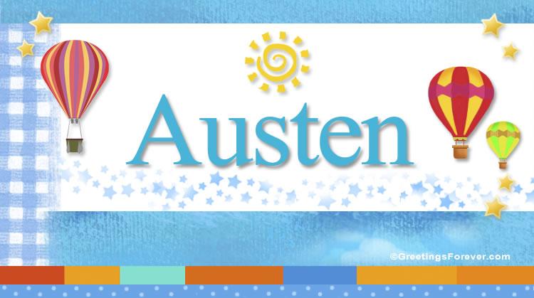 Austen, imagen de Austen