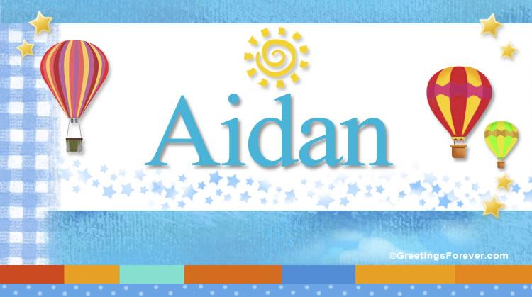 Aidan, imagen de Aidan