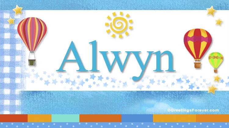 Alwyn, imagen de Alwyn