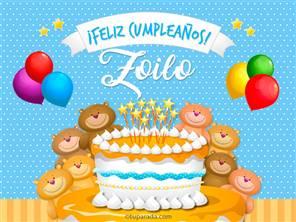 Cumpleaños de Zoilo