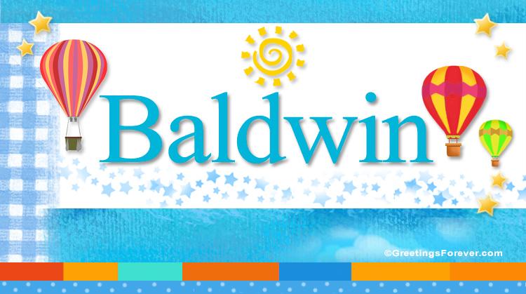 Baldwin, imagen de Baldwin