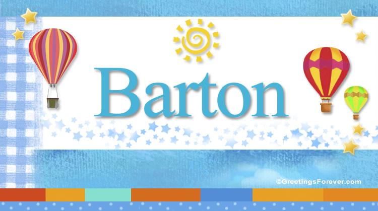 Barton, imagen de Barton