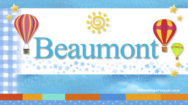 Beaumont, imagen de Beaumont