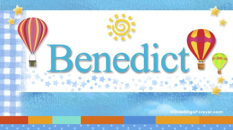 Benedict, imagen de Benedict