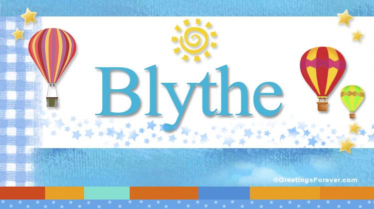 Blythe, imagen de Blythe