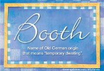 Name Booth