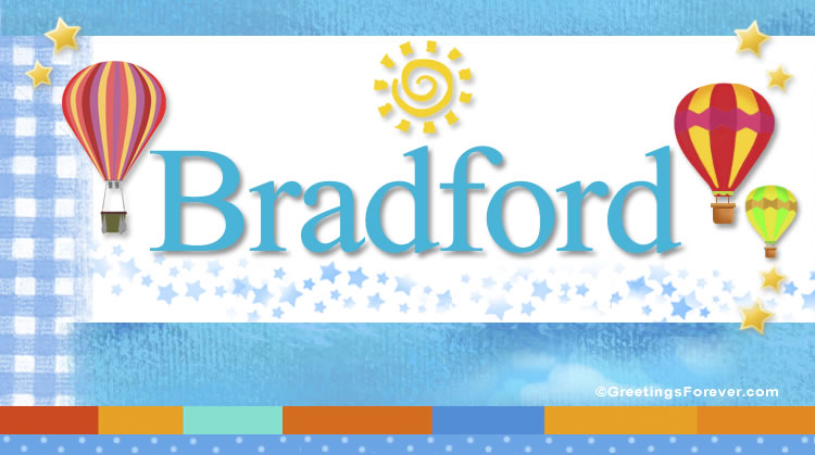 Bradford, imagen de Bradford