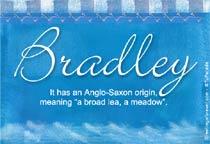Name Bradley