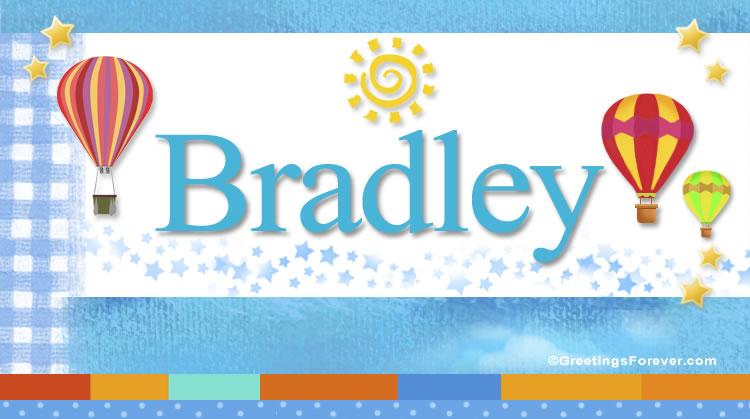 Bradley, imagen de Bradley