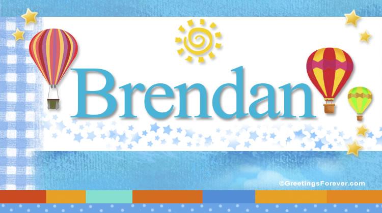 Brendan, imagen de Brendan
