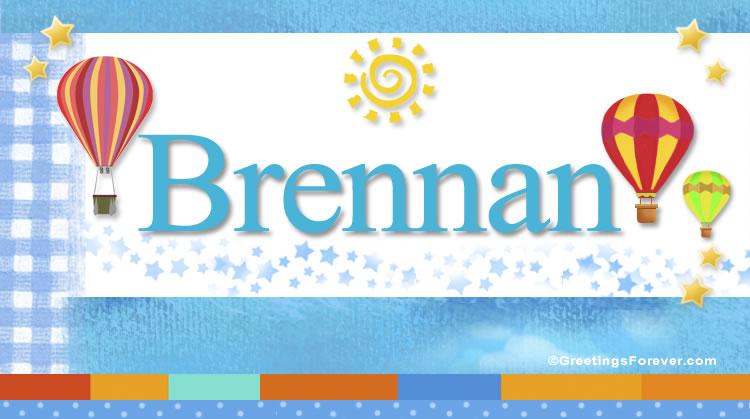 Brennan, imagen de Brennan