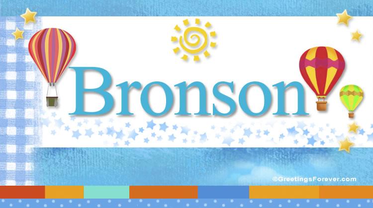 Bronson, imagen de Bronson