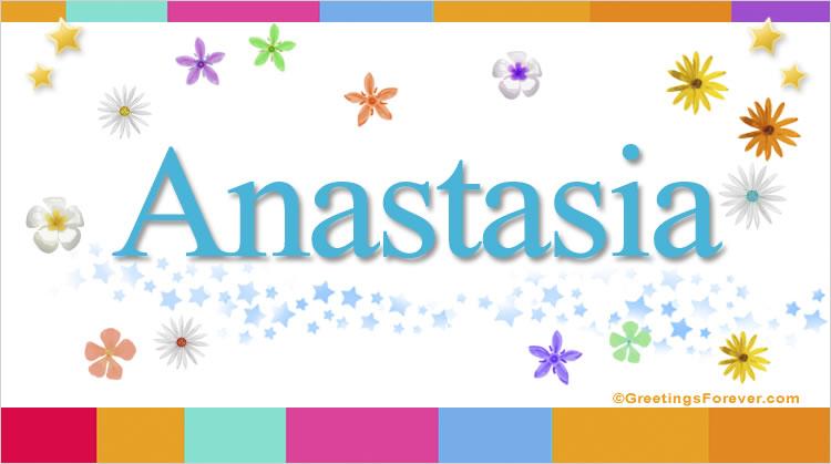 Anastasia, imagen de Anastasia