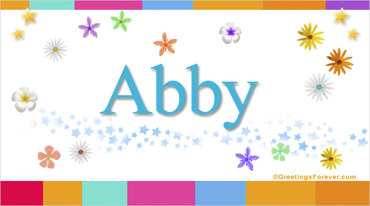 Abby Name Meaning, Name Abby origin, Meaning of the name Abby