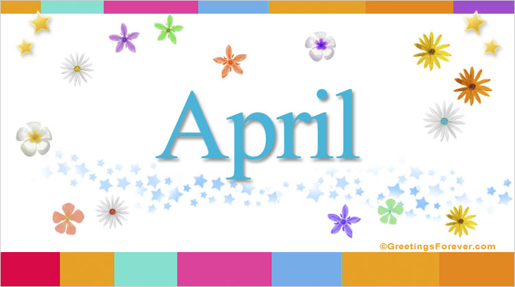 April, imagen de April