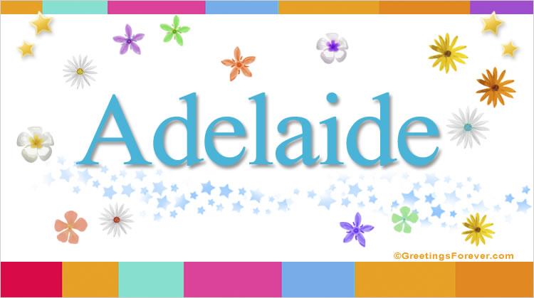 Adelaide, imagen de Adelaide