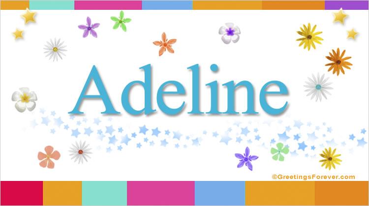 Adeline, imagen de Adeline
