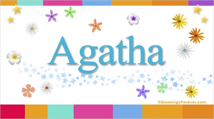 Agatha, imagen de Agatha