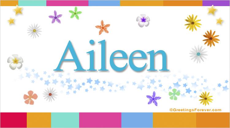 Aileen, imagen de Aileen