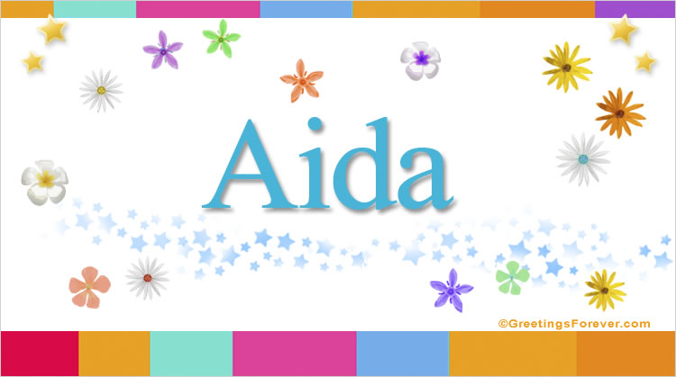 Aida, imagen de Aida