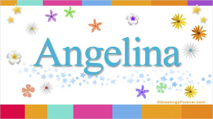 Angelina, imagen de Angelina