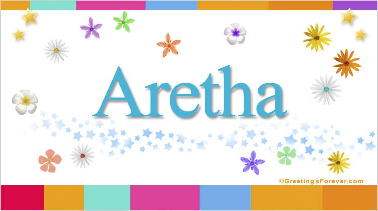 Aretha, imagen de Aretha