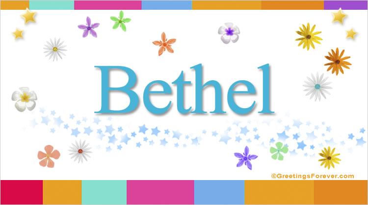 Bethel, imagen de Bethel